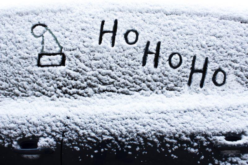 HO HO HO-LY CHRISTMAS